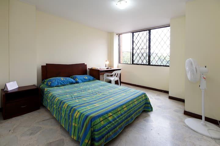 MCSA #1 - Multi Cultural Shared Apartment