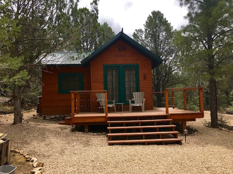 Live Simply Cabin, East Rim Zion NP