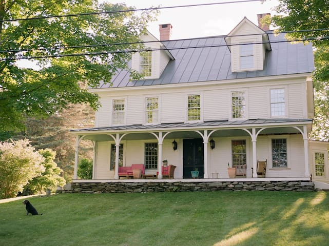 The historic Spooner House - Atwater Room