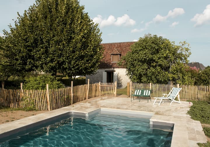 Country house in the heart of Black Périgord