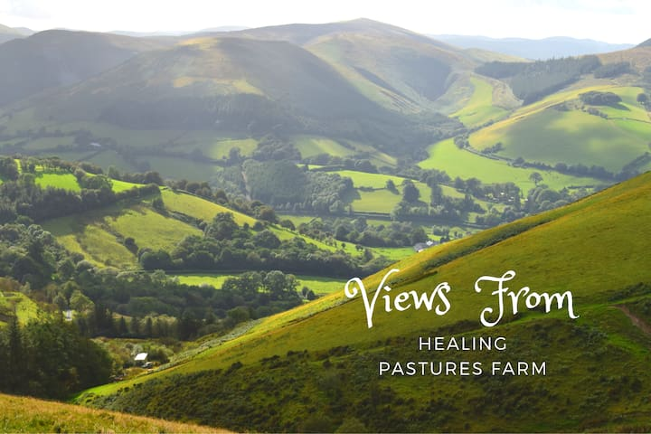 Luxury Organic Mountain Farm-stay Great for Groups
