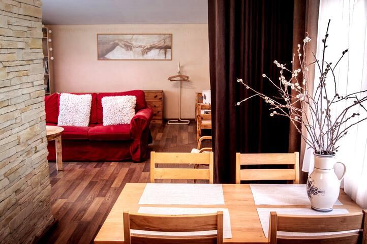 Cozy StudioApt-simple stay  near Jasna&Tatralandia