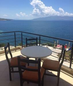 Apartement with balcony very closed to sea-106 - Sarandë