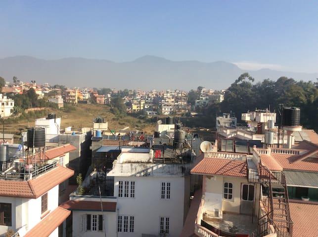 Live in Peace away from Loud&Croud. - Kathmandu - Hus