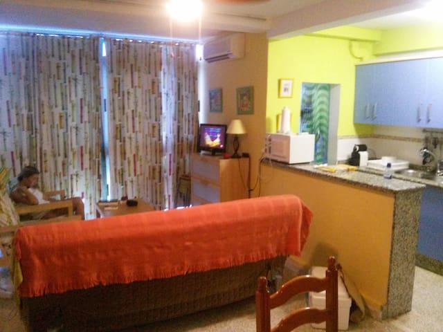 Estupendo apartamento a pie de playa - Chipiona - Társasház