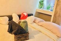 Camera da letto (stile San Valentino )
