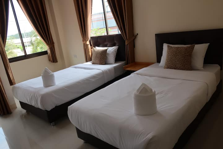 Sasi Nonthaburi Hotel and Apartment