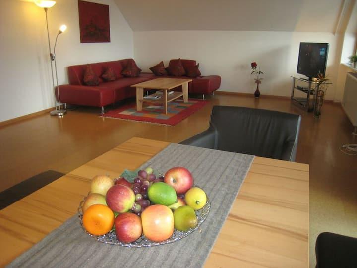 Ferien in Hofsgrund, (Oberried-Hofsgrund), Ferienwohnung, 123qm, 2 Schlafzimmer, max. 5 Personen