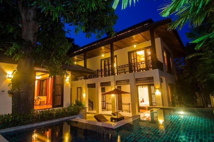 Kirikayan Luxury-Three Bed Room Pool Villa