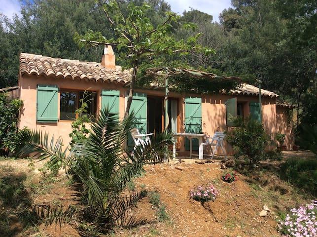 La petite maison - Ramatuelle - Rumah
