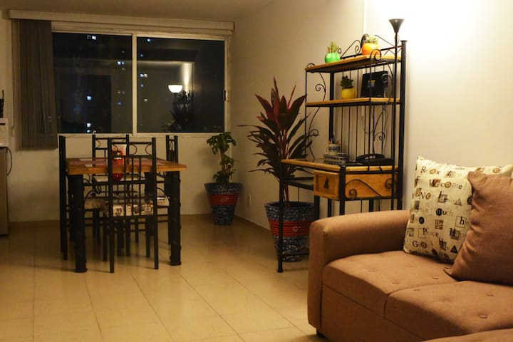 Confortable apartamento, Ciudad de México, Reforma
