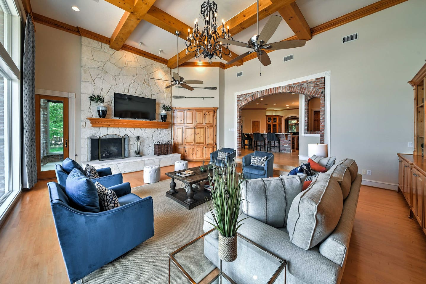 Elevate your Montgomery stay at this vacation rental home!
