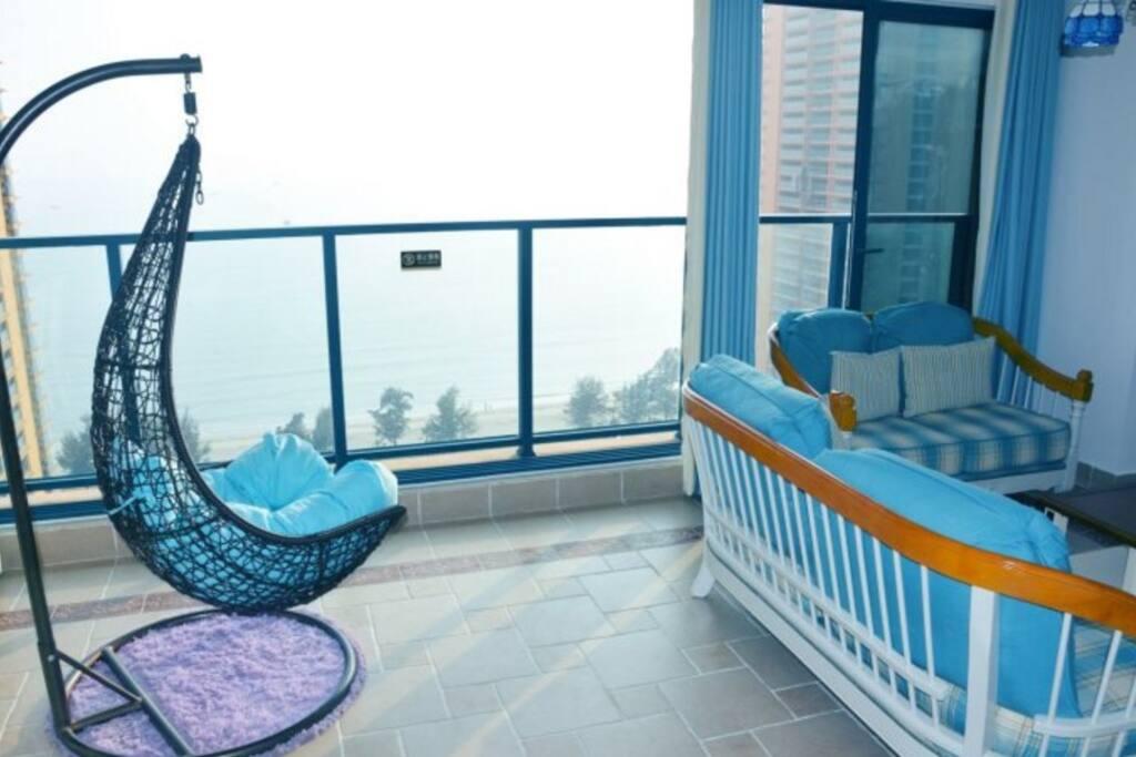 地中海风格房间客厅