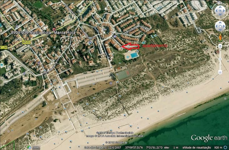 Manta Rota Beach ( 2 minutes walking to the beach) - Manta Rota - Apartemen