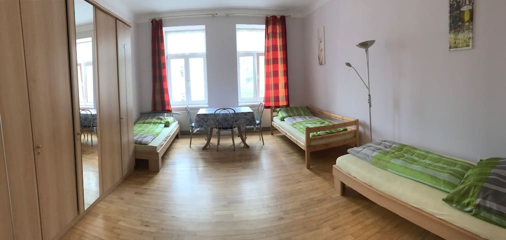 Appartement for 5 - Zeltweg - Leilighet