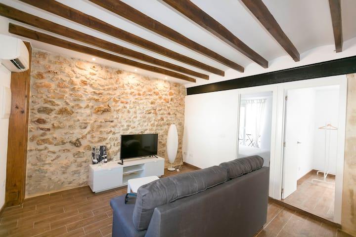 Apartamento en centro histórico de Denia
