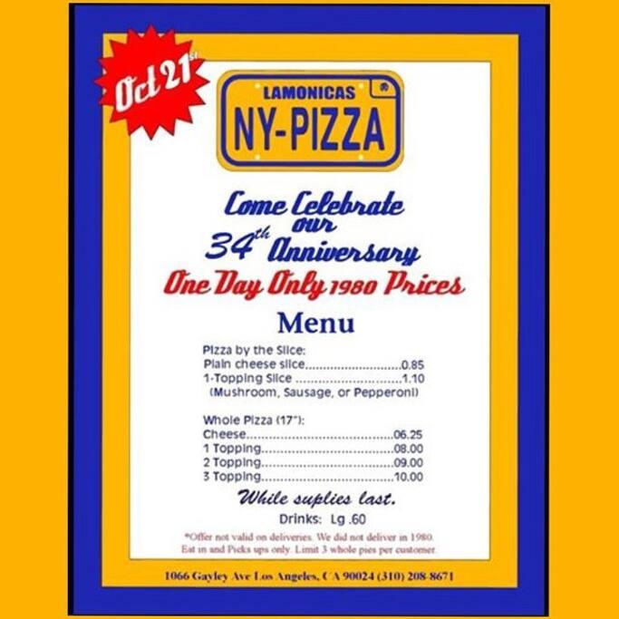 Lamonica's NY Pizza의 사진