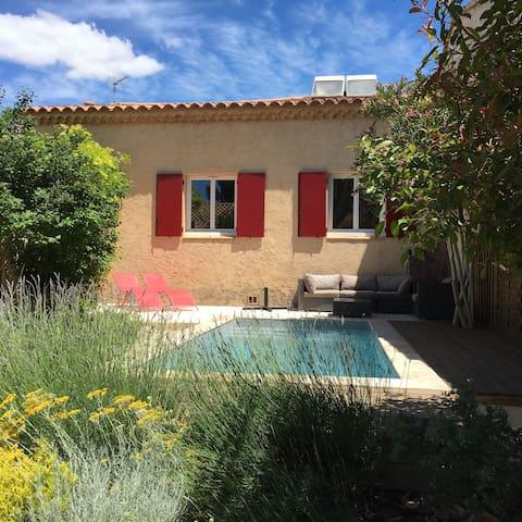 Maison avec piscine en Provence - Gréasque - Rumah