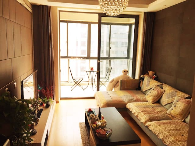 Charming Flat, Good neighborhoods, on line4 and 10 - Shanghai - Apartment