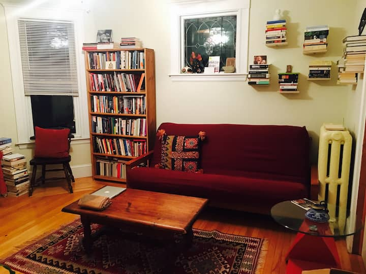 Somerville cozy private room for monthly lease