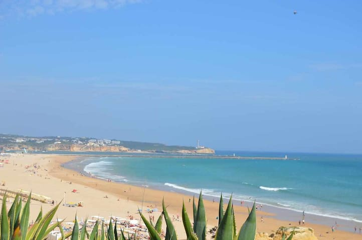 T1 Praia da Rocha with amazing sea view