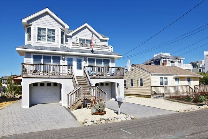 LBI Family Beach Rental - Beach Haven - Holiday home