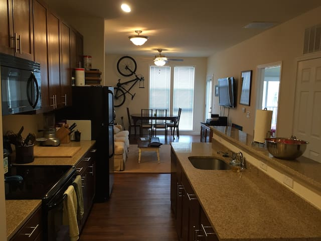 Southend Apartment-less than 1 mile from downtown - Charlotte - Apartamento