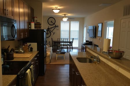 Southend Apartment-less than 1 mile from downtown - Charlotte - Departamento