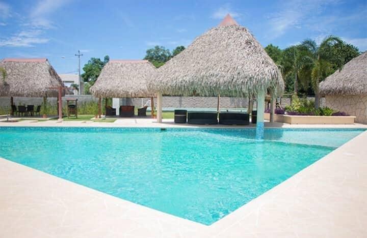 Playa Coronado beach house with private mini pool🏖