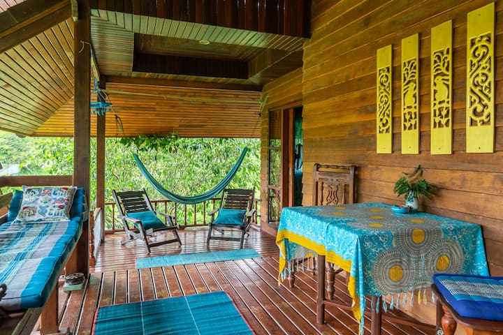 Charming 2 Bedrooms House HIN KONG 100m from Beach