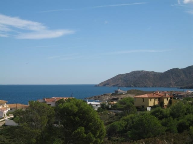 Nice apartment very well-appointed and furnished for 6 persons.LLançà