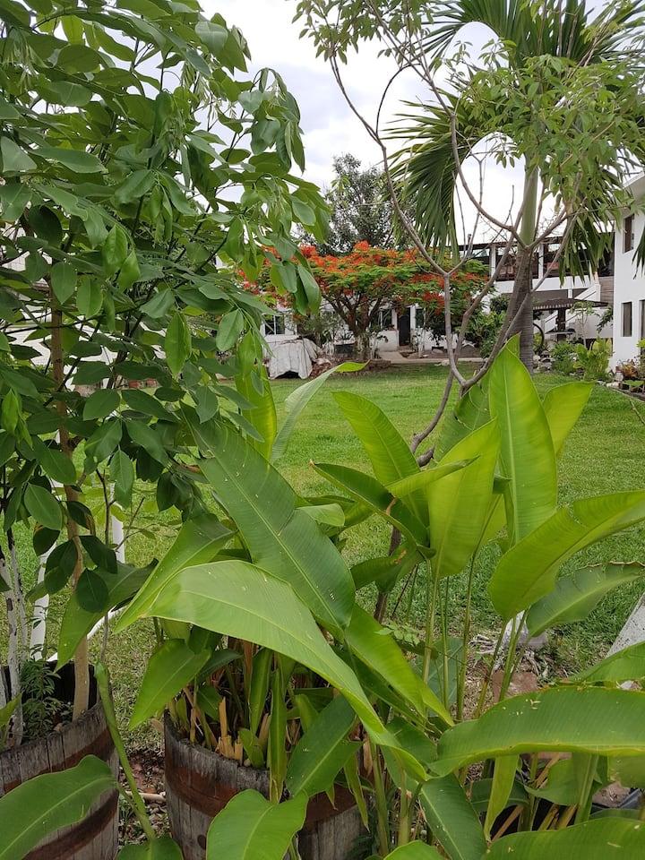 Rancho las Flores Cocoyoc - Casa de Descanso.