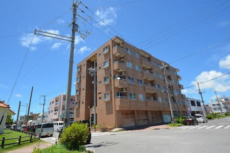 市街地近い〜10 mins walk from downtown! - Ishigaki-shi - Appartement