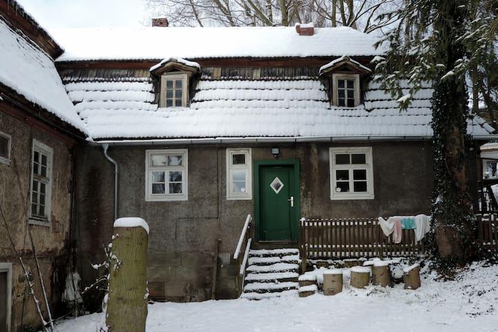 Hunters House der Domäne - Alsfeld - Rumah