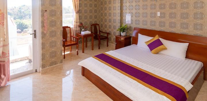 City View Double Room - Hi You Hotel, Vung Tau