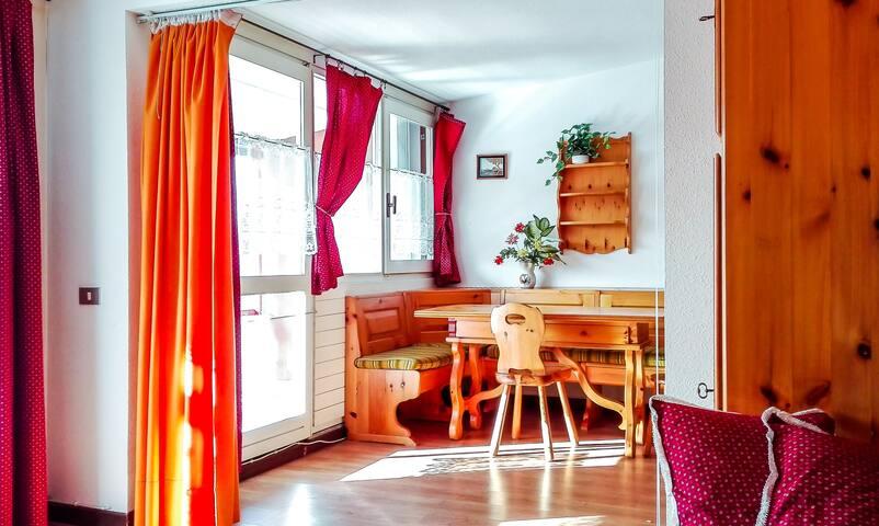 Prato Nevoso Mono breathtaking view - Frabosa Sottana - Apartment