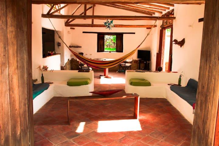 Habitación Casa Campestre de Barichara
