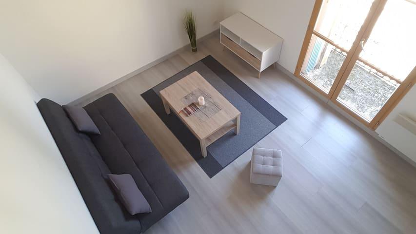Chambre Cosy et Zen à 15 min de Montpellier - Castries - House