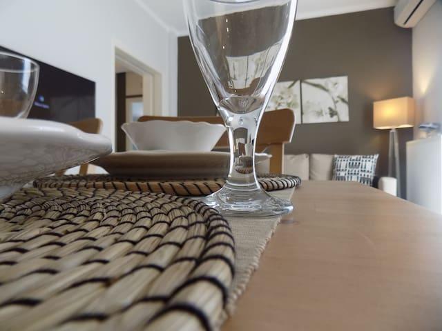 Whitebloom Flat! - Preveza - Apartament