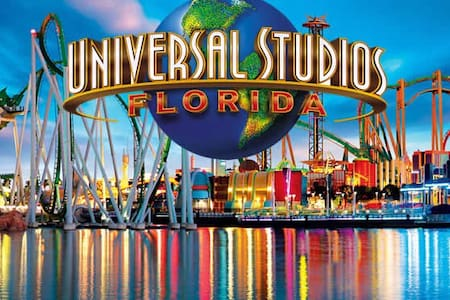 Private SUITE (Bed&Bath) next Universal Studios - Orlando - Appartement