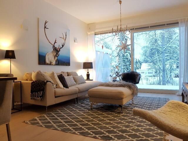Arctic Luxury Home
