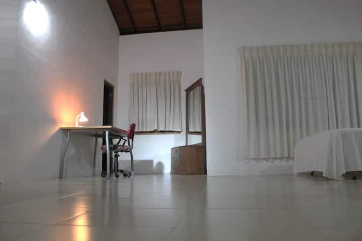 Stanza privata in una casa moderna