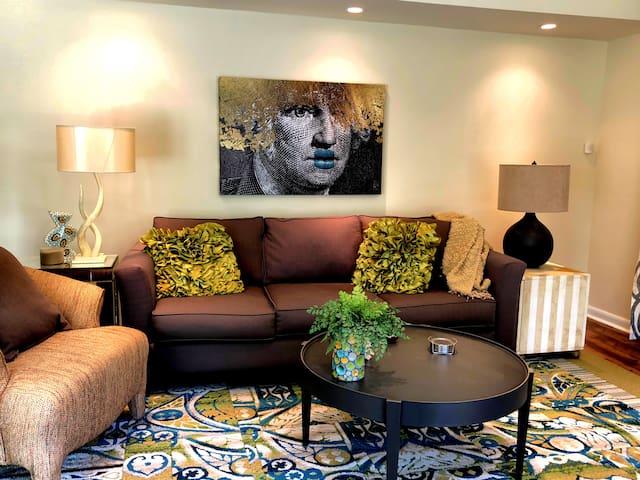 Prestigious East Cobb Apartment -  Golf View