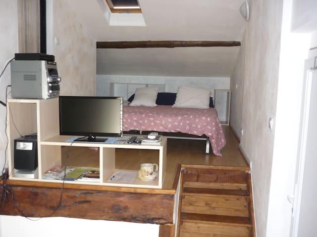 Studio dans lotissement sécurisé - Le Beausset - Apartamento