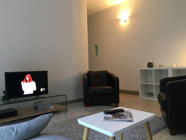 Bel appartement  88m² quartier des teinturiers