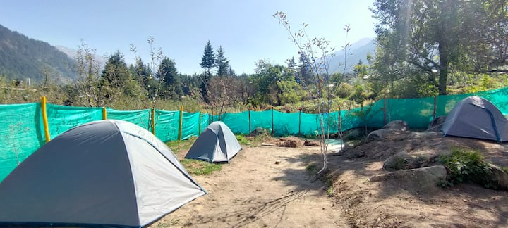 Camps N Boots, Old Manali