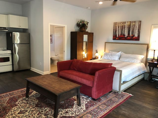 S Austin Studio Apartment 10 Miles From Downtown