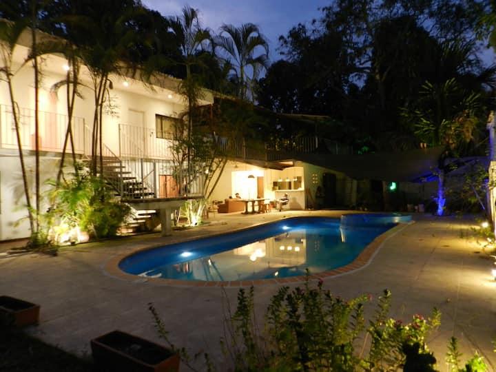 Casa con piscina privada Cármen  de apicala