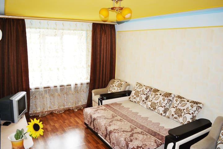 Уютная 1-квартира в г.Шахты (район автовокзала)