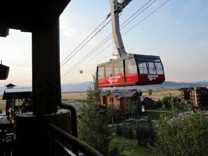 Luxury Ski-in/Ski-Out 2BR Teton Club Villa